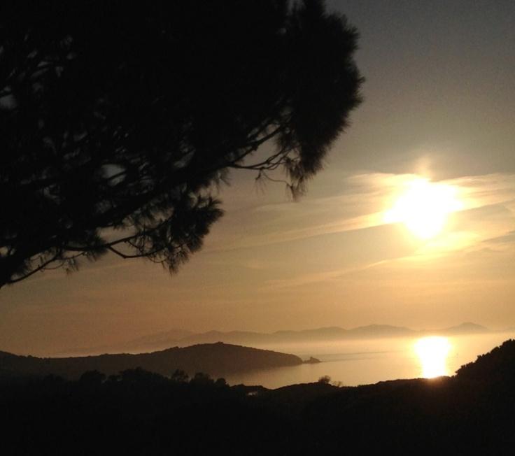 Sunset Punta Ala !