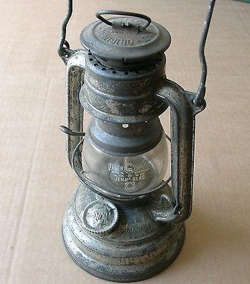 Alte Petroleumlampe Sturmlampe Sturmlaterne Öllampe Feuerhand 176 spec JENA GLAS | eBay 8€ + 5,66€ Versand  - noch 23 Stunden