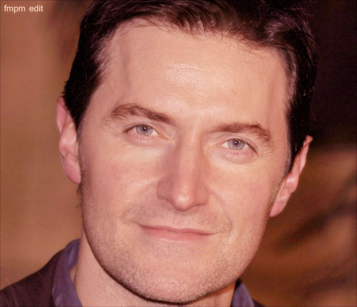 """Richard Armitage♥♥♥ .The name Richard is thought by most etymologists to derive from the Proto-Germanic 'Rikharthu', meaning more or less """"hard ruler"""" ('Rik-' meaning 'ruler' and '-harthu' meaning 'hard').  This was adopted into Old High German as 'Ricohard', and from there to Old French, then Old English as 'Richeard', and today as 'Richard'."""