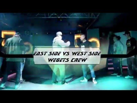Dance Crew Battle 2 / Wegets / Lowa / Majnl Dance 22.4.2016