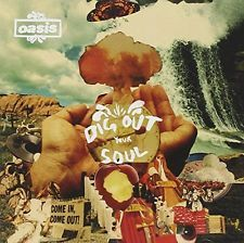 Oasis - Dig out Your Soul - Oasis CD 72LN