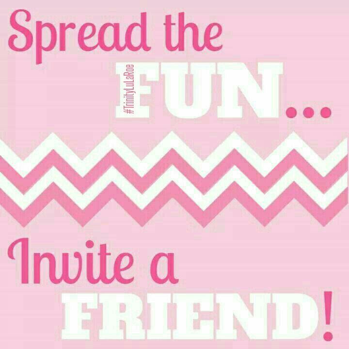 invite a friend   trinitylularoe  lularoejaimethomas