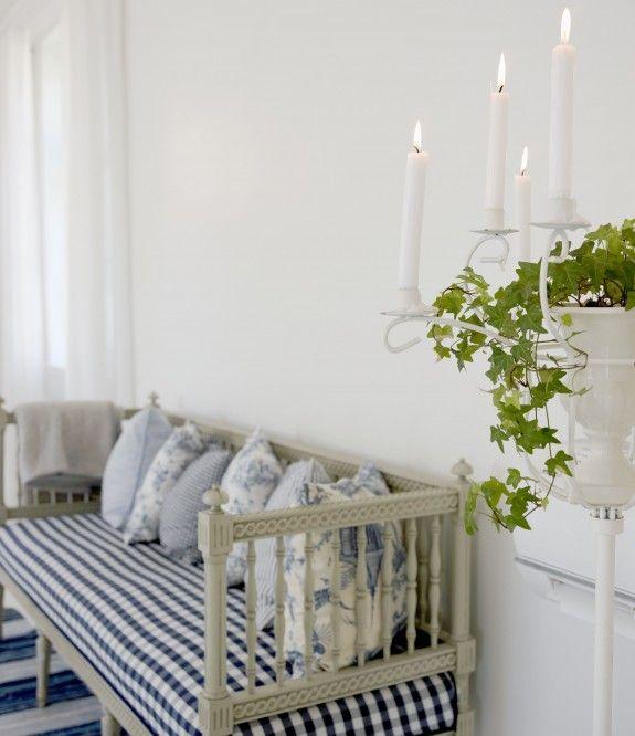 Gemütlich und stilvoll sind viele skandinavische Wohnungen eingerichtet.