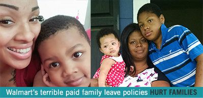 Petition · Walmart CEO Doug McMillon: Walmart's paid parental leave policies hurt families · Change.org