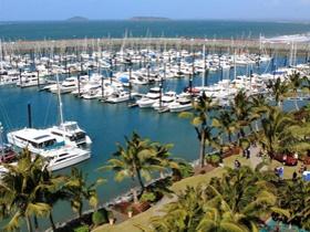 Mackay Harbour and world class Marina.  www.queenslandholidays.com.au