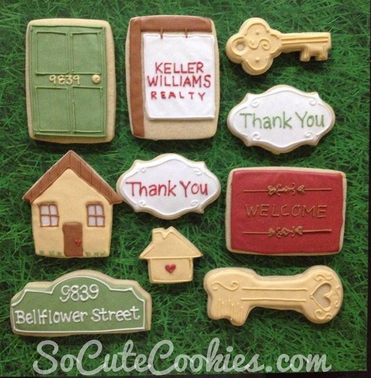 Realtor Cookies