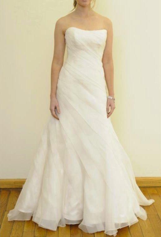 23 best Marisa Bridal images on Pinterest | Short wedding gowns ...