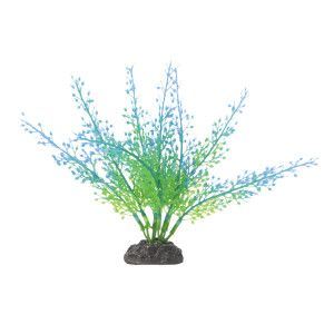 Top Fin® Mini Leaf Plastic Plants - PetSmart