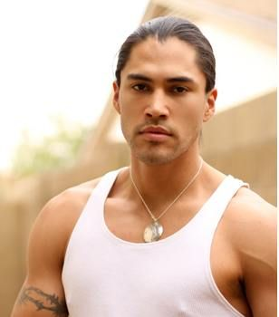 Martin Sensmeier - I just found out about Native American male models. OMG!!! These men are some of the most beautiful persons on the planet!!
