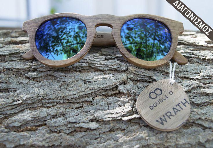 ΔΙΑΓΩΝΙΣΜΟΣ Double O Sunglasses Κατασκευάζουμε για εσάς το δικό σας μοναδικό ζευγάρι Double O Sunglasses όπως το έχετε ονειρευτεί!  Πάρτε μέρος στον διαγωνισμό κάνοντας: ▪ Like στη σελίδα μας στο Facebook: Double O Sunglasses ▪ Like & Share σε αυτό το post Το Σάββατο 10/10/15 θα ανακοινωθεί ο τυχερός της κλήρωσης στην επίσημη σελίδα μας Double O Sunglasses...Καλή επιτυχία σε όλους!