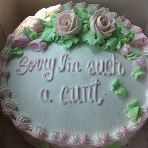 61 best Very Rude Cakes images on Pinterest Cake wrecks Bad
