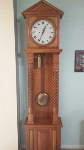 Grandfather clock woodworking plans woodworking projects plans - Grandfather clock blueprints ...