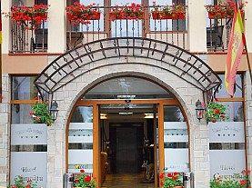 Revelion 2015 Sinaia - Hotel Cumpatu 4*