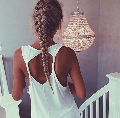 Amazing braid!