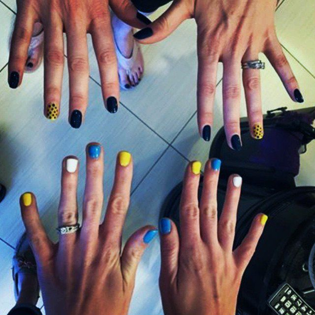 The 17 best Nails images on Pinterest | Pretty nails, Marathons and ...