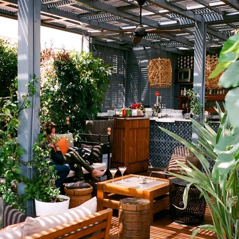 Food&Terrace - Hotel Pulitzer Barcelona