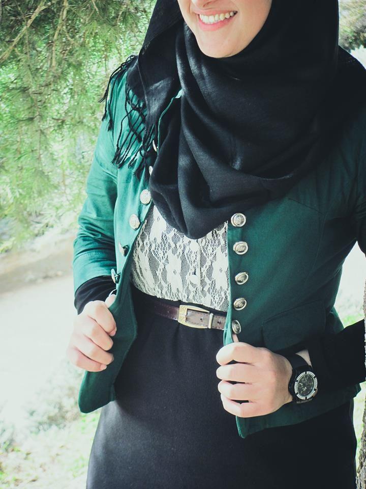 Muslimah fashion & hijab 93801ae4bc4597a8c025