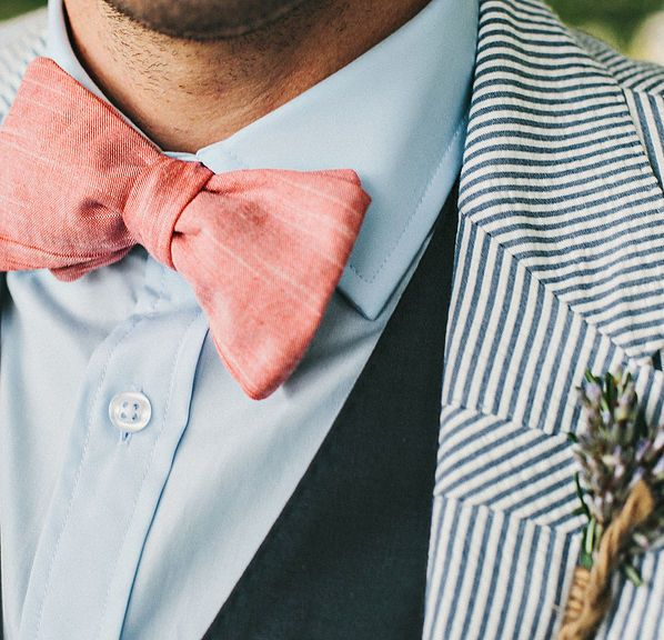 Hitchin & Knight - Bow Ties Handmade In England