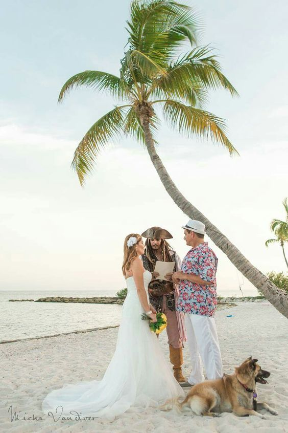 Wedding Elopement Packages For The Florida Keys From Key