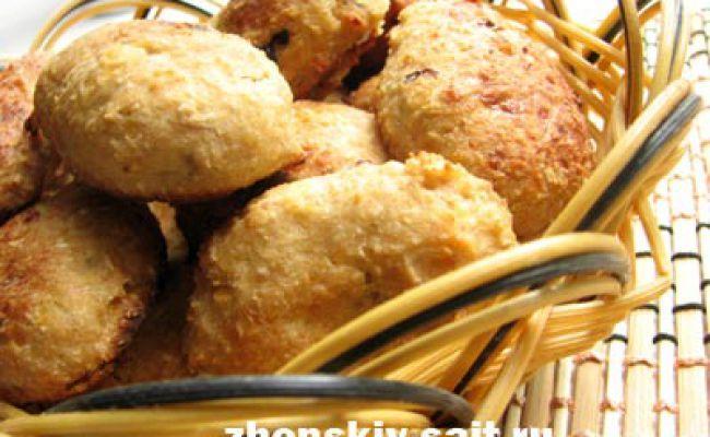 Диетическое низкокалорийное печенье