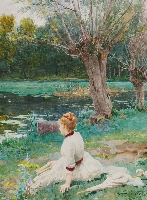 23 best Louis Emile Adan images on Pinterest | Painting, The arts ...