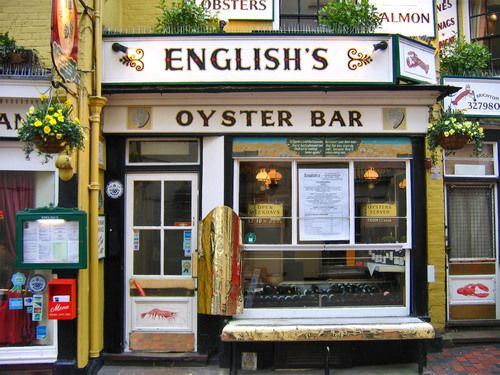 English's Oyster Bar, 29-31 East Street, Brighton Sussex, UK