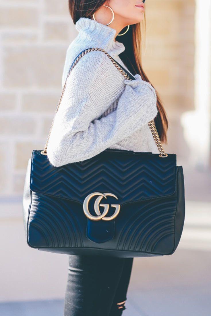 57c82d71938697 Ideas for your winter closet, fashion for women, casual style, Fashion  Blogger, Fashion Outfits, Winter outfit, Bp turtleneck, dl1961 denim, Louis  Vuitton ...