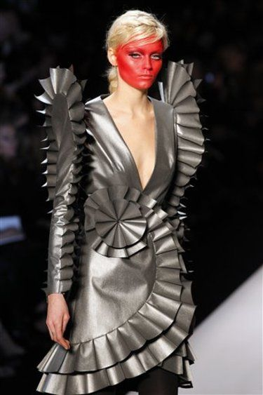 What occasion is this appropriate attire for ....Viktor & Rolf FW 2011