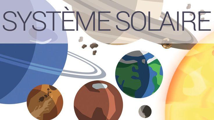 LE SYSTÈME SOLAIRE | En 4 minutes