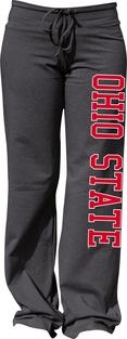 Ohio State Buckeyes UTrau Womens Pilates Pant