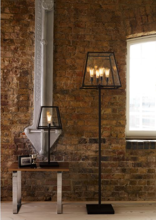 Original BTC and Davey lighting is designed to suit interiors of any size.