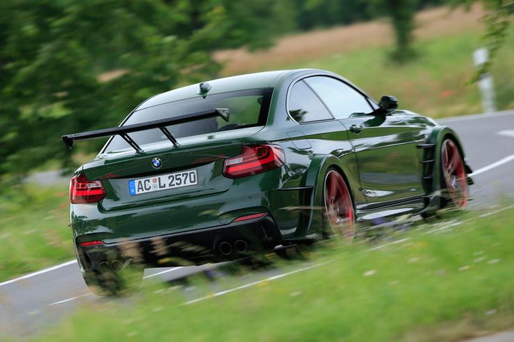 AC Schnitzer-BMW ACL2 M235i with over 500HP