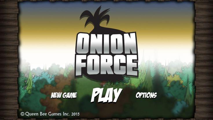 Indie Action Adventure Game 'Onion Force' Achieves Steam Greenlight - http://www.entertainmentbuddha.com/indie-action-adventure-game-onion-force-achieves-steam-greenlight/
