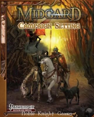 Fantasy 44111: Open Design Pathfinder Midgard Campaign Setting Hc Mint -> BUY IT NOW ONLY: $39.95 on eBay!