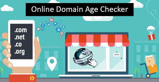Domain Age Checker An Online Tool To Check Domain Age Of A Website