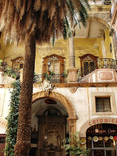 mostlyitaly: Palermo, Sicily by Ptr Vrg
