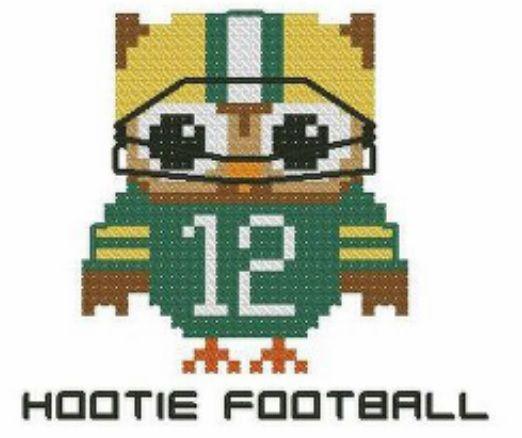 564 best football images on pinterest american football football httpamazonhootie football cross counted cross stitch patternsle fandeluxe Gallery
