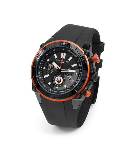 Giorgio Fedon 1919 Chronograph Sport Automatic Orange