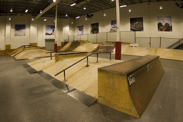 inside skatepark - Google Search