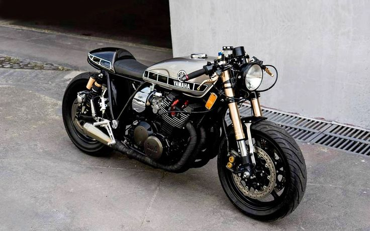 The Mexican | Inazuma café racer