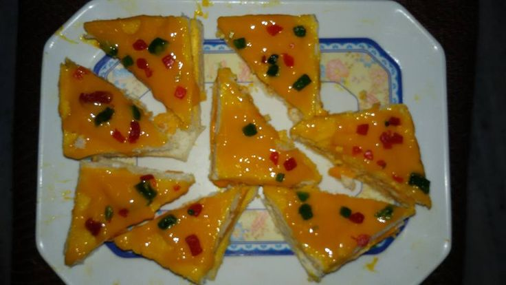 Bread Mango Pastry: Make Pastry For Kids At Home