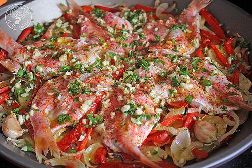 594 mejores im genes sobre recetas pescado en pinterest for Como cocinar pescado al horno