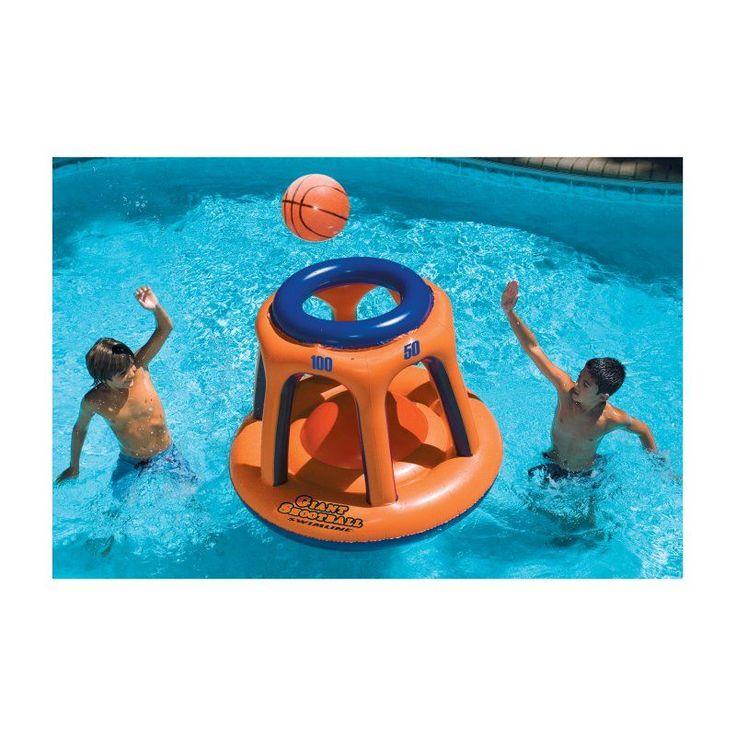 Blue Wave Swimline Giant Shootball Inflatable Pool Toy - NT2054
