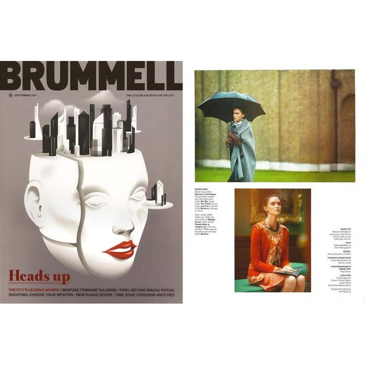 BRUMMEL October 2011