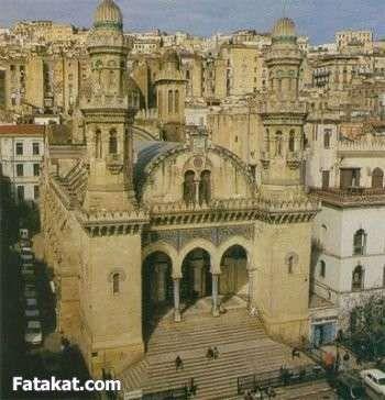 مساجد الجزائر التاريخية والحديثة منتدى فتكات House Styles Places Of Interest Mansions