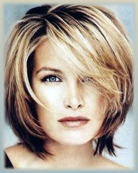 Frisuren mittellang ab 40