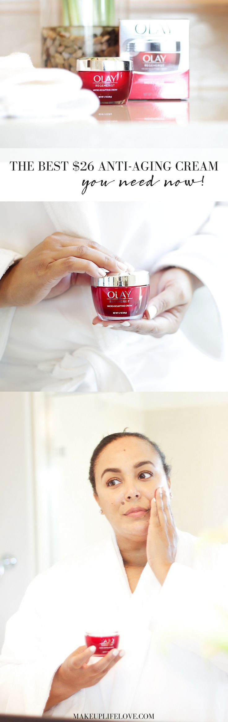 On the quest for younger looking skin? No worries, check out my top seven tips of anti-aging secrets + the best anti-aging cream EVER under $26!