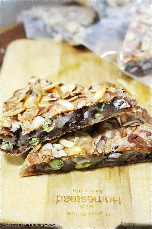 [찹쌀파이] 쫀득한 맛이 일품인 찹쌀파이 – 레시피 | Daum 요리