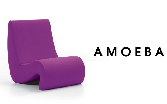 Amoeba from vitra, Design 1969/1979 by Verner Panton.