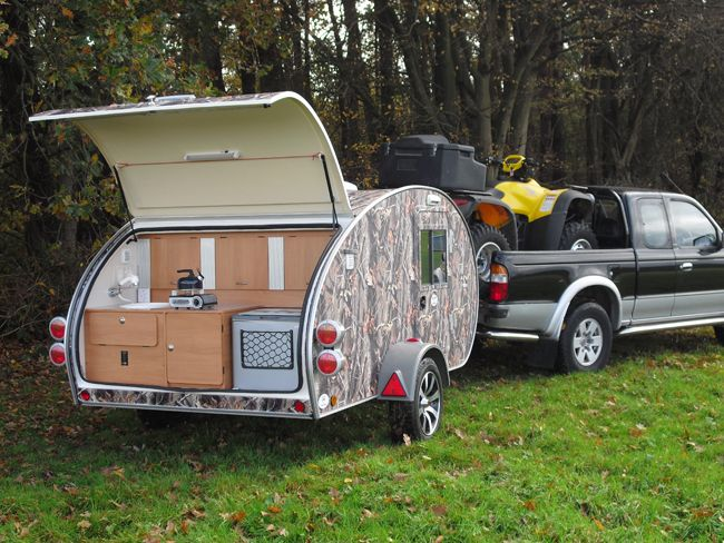 Teardrop Trailers - Extreme Turtles